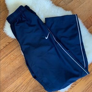 Nike men's dri-fit pant navy size M